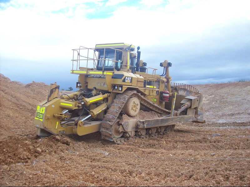 caterpillar d10n dozer 211684 005