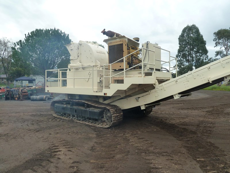 jaques 536 impact crusher (mobile) 212496 001