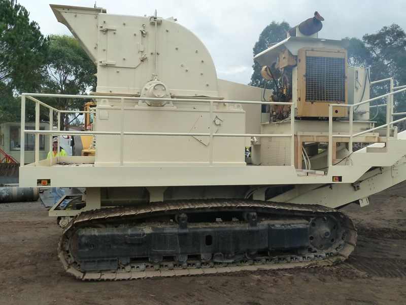 jaques 536 impact crusher (mobile) 212496 003