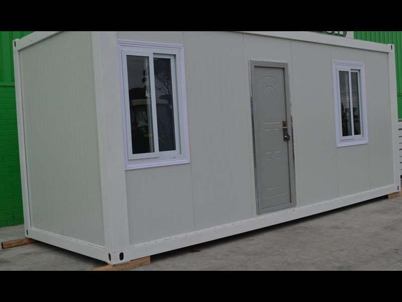 transportable site office/portable shed 195557 007