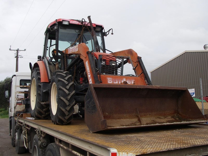 zetor tractor (wrecking parts only) 216224 003