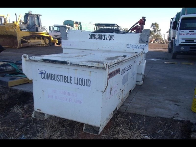 oil tank bunded oil storage tank 218109 003