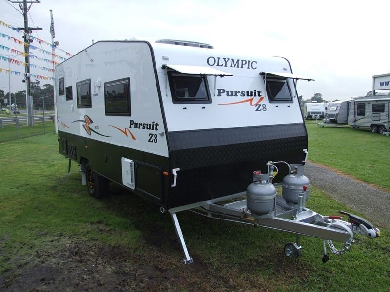olympic pursuit z8 - semi off road 220181 003