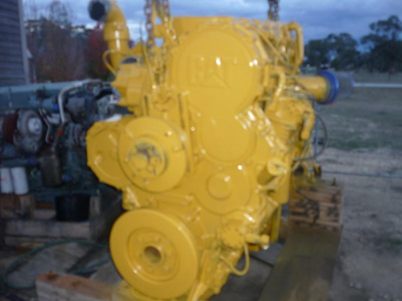 caterpillar c15 accert 15.2 lt single turbo 221542 002