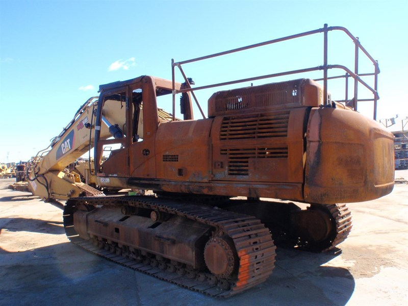 caterpillar 330dl 221661 007