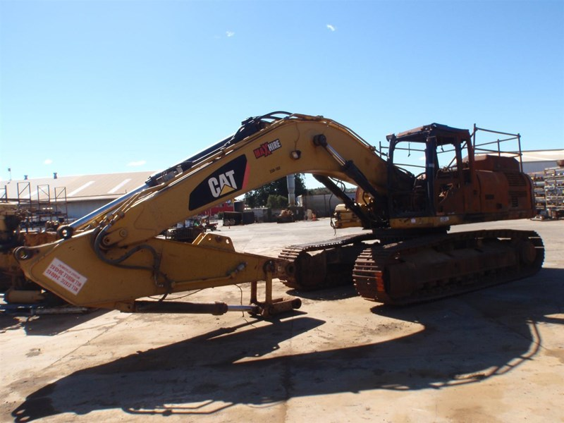caterpillar 330dl 221661 001