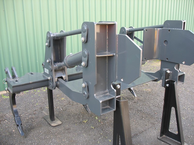 gessner lewis grader ripper to suit volvo 930/940 normally $23,500 + gst 222862 009
