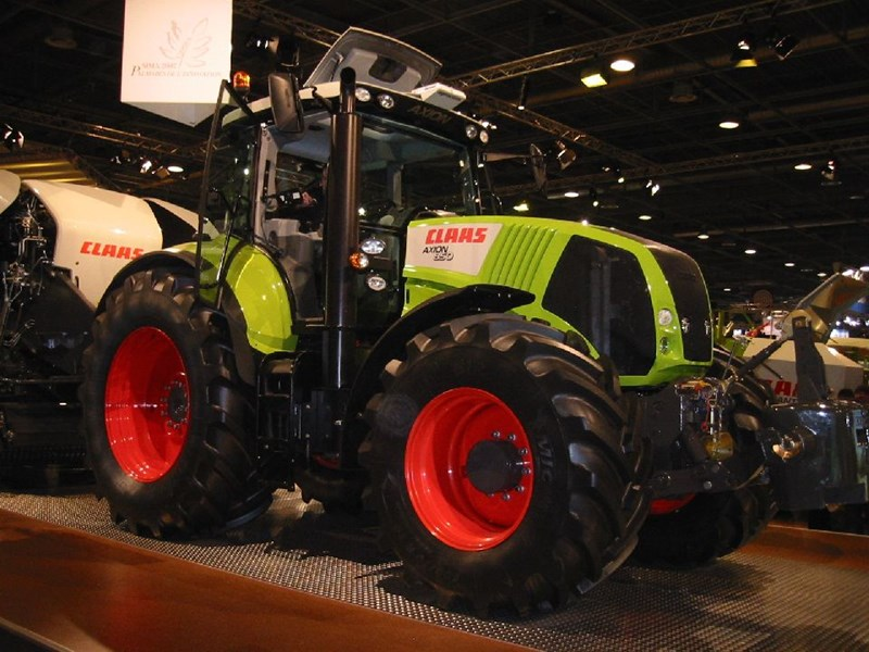 claas axion 850 32103 001