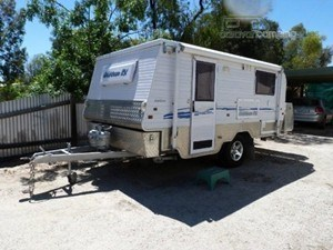 goldstream rv 14' - explorer 25306 001