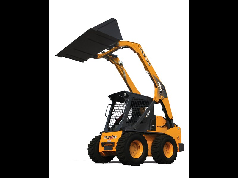 New MUSTANG 3300V NXT2 Loaders for sale