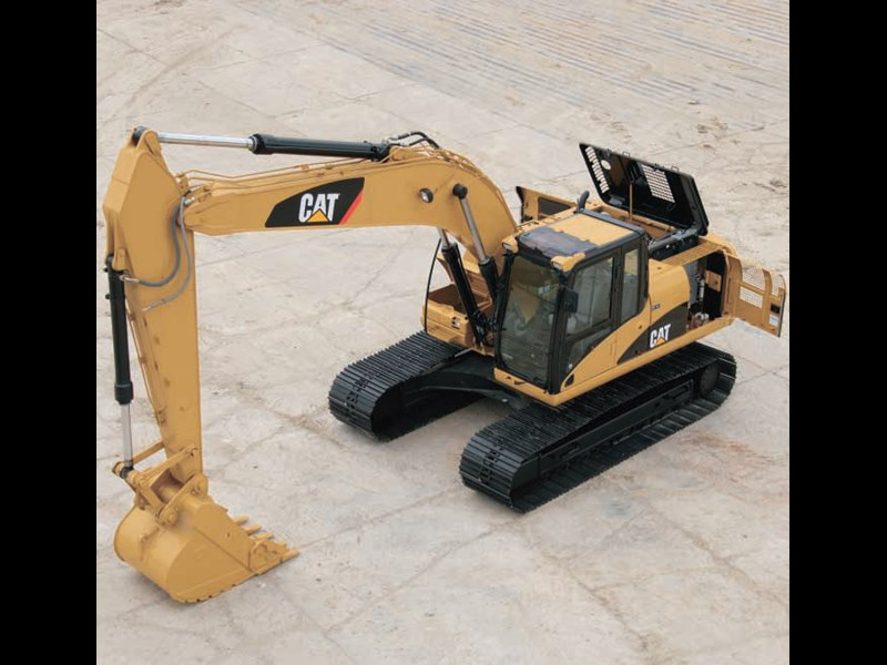 caterpillar 320d mass 30204 001