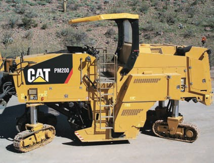 caterpillar pm200 28789 001