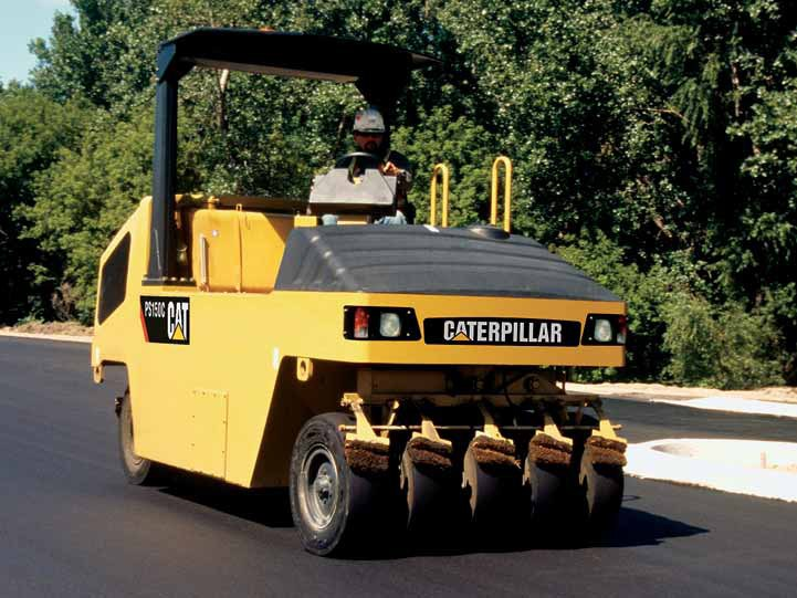 caterpillar ps150c hw 45600 002
