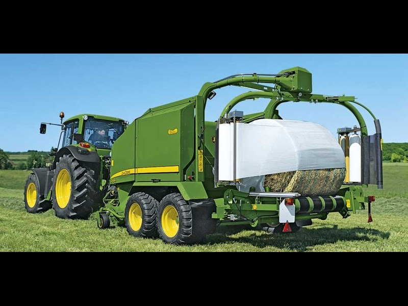 New JOHN DEERE 744 PREMIUM Hay Tools for sale