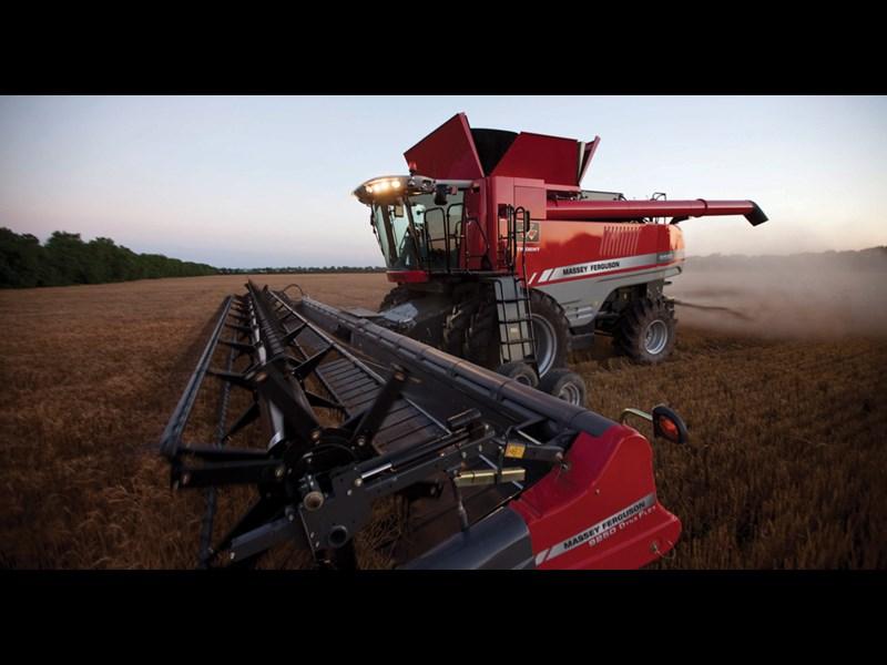 New MASSEY FERGUSON MF 9560 Harvesting for sale