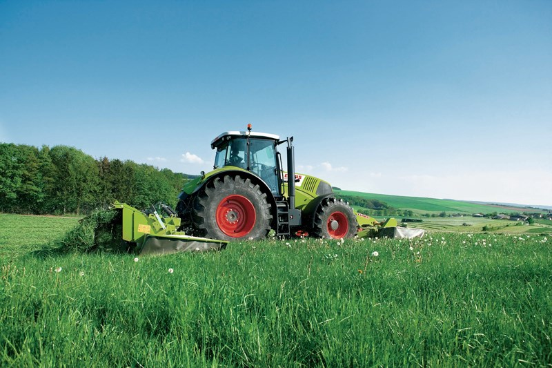 claas axion 820 c-matic 33677 003