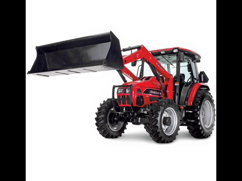 new mahindra 8560 4wd cab tractors for sale rh tradefarmmachinery com au Mahindra Tractor Packages Mahindra 8560 4WD Cab Review