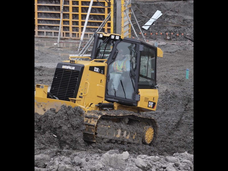 caterpillar d3k2 xl 34640 003