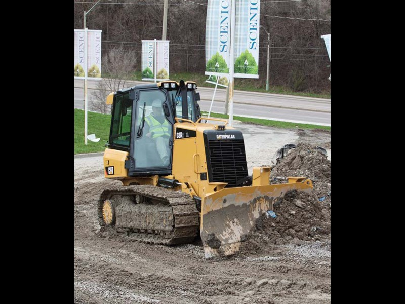 caterpillar d3k2 xl 34640 005