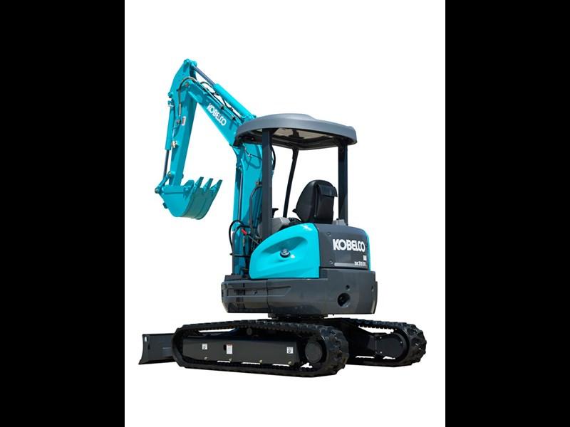 New KOBELCO SK35SR Excavators for sale