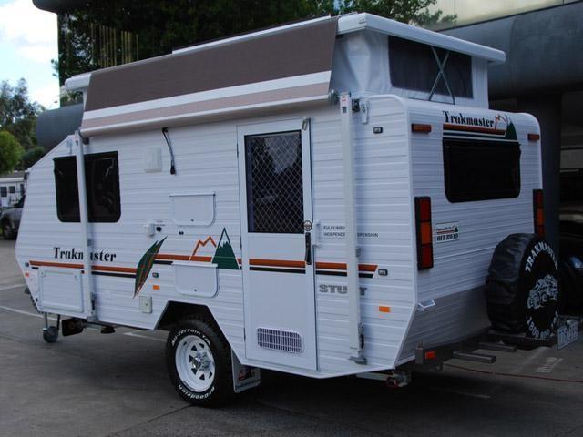 New Trakmaster Sturt 13 Custom Off Road Caravans For Sale