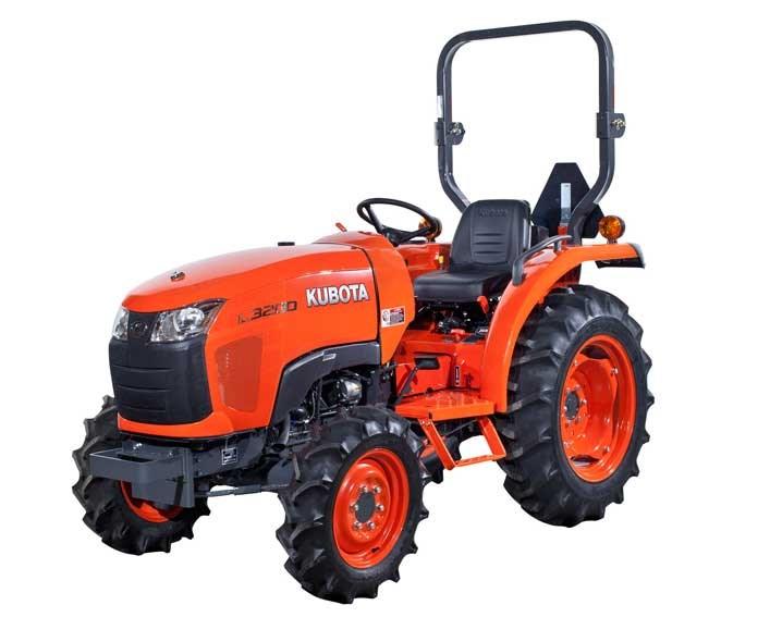 new kubota l3200 d tractors for sale