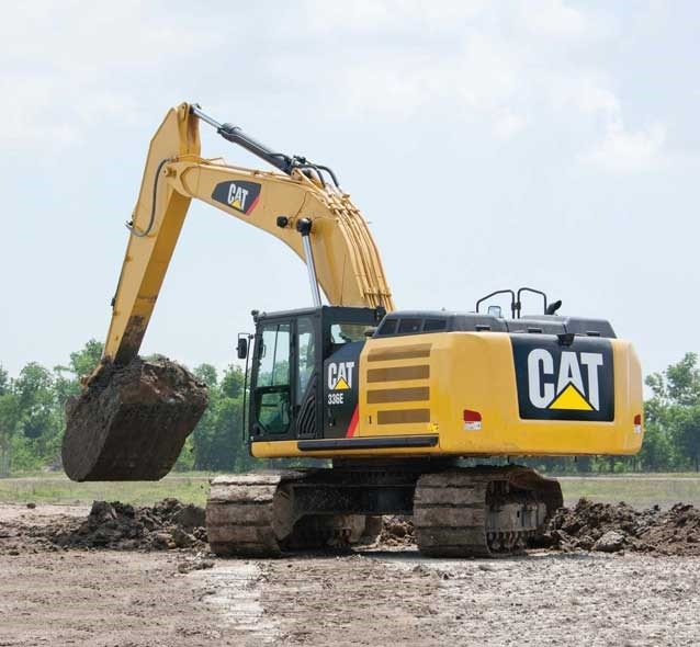 New Caterpillar 336e Lh E Excavators For Sale