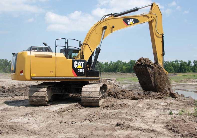 New Caterpillar 336e Lh E Excavators For Sale