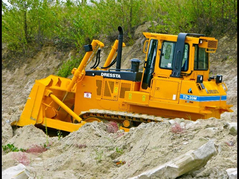 New DRESSTA TD-20M LGP EXTRA Dozers for sale