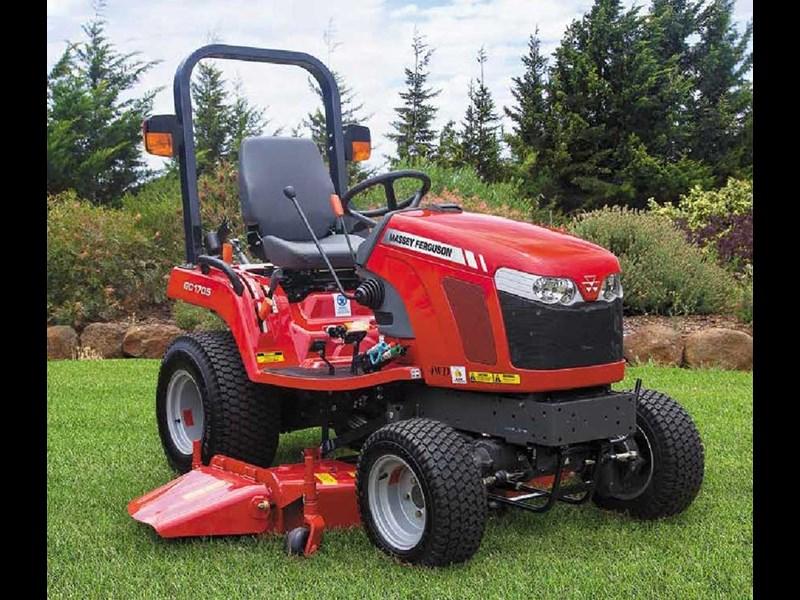 Massey Ferguson Yard Tractors : New massey ferguson gc tractors for sale
