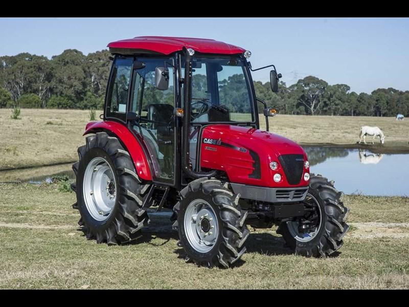Farmall Compact Tractors For Sale : New case ih farmall b cab tractors for sale