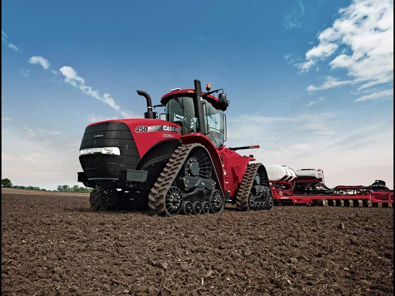 New Case Tractors : New case ih steiger rowtrac tractors for sale