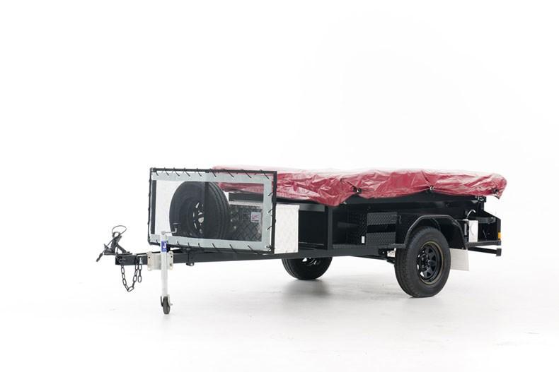 Excellent Off Road Pop Up Camper Trailer Jim39s Off  Road Hard Sided Popup