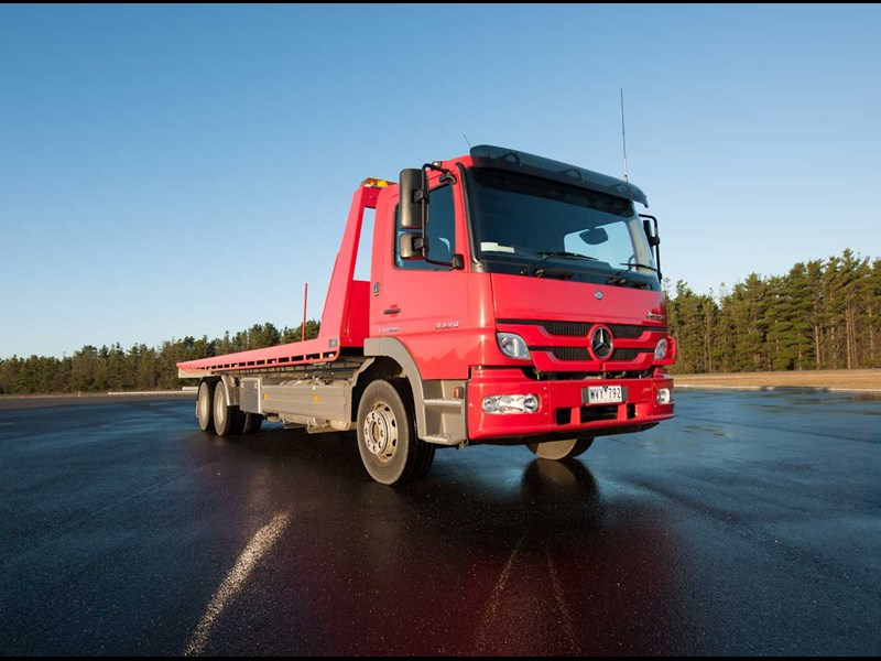 New mercedes benz atego 1629 af 4x4 trucks for sale for Mercedes benz pickup truck for sale