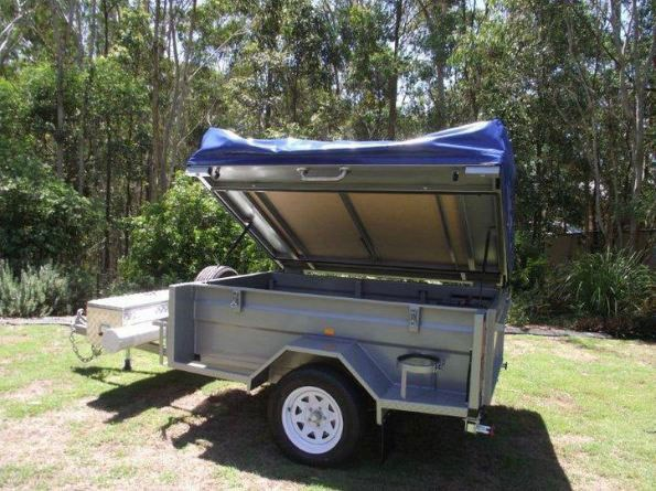 bayside camper trailers on road camper trailers 39399 003