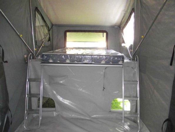 bayside camper trailers on road camper trailers 39399 007