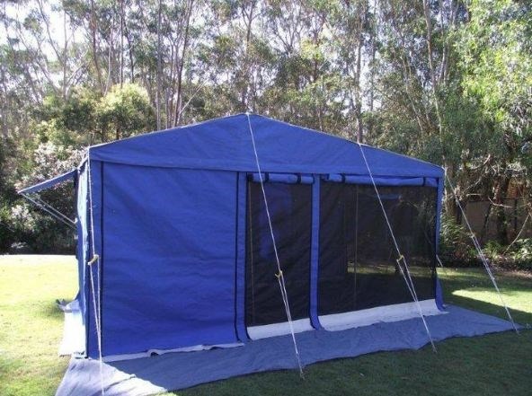 bayside camper trailers straddie deluxe 39403 010