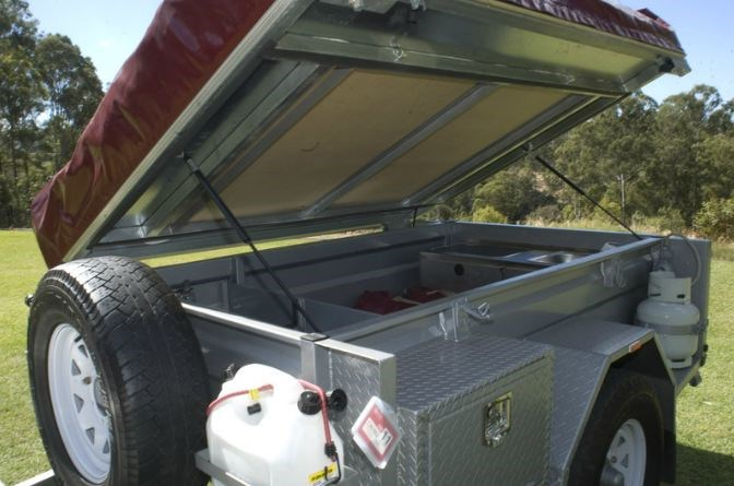 bayside camper trailers straddie deluxe 39403 009