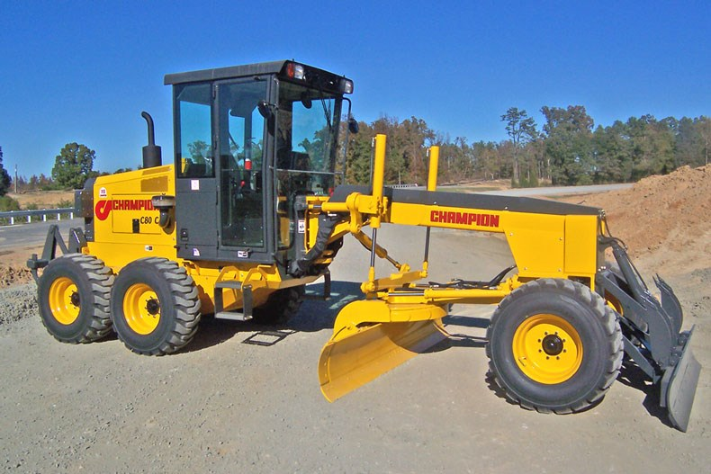 New Champion C80 C Graders For Sale