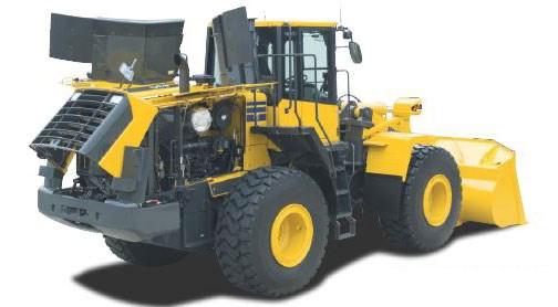 New Komatsu Wa430