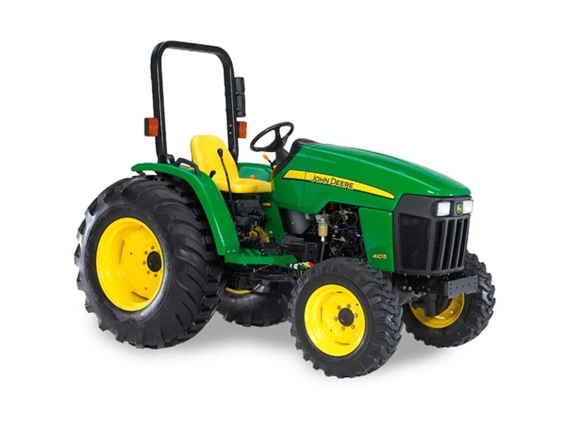 John Deere 4105 : New john deere tractors for sale