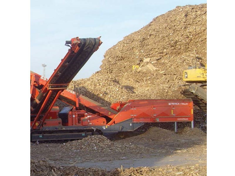 terex finlay 694+ dusl power supertrak 51732 009