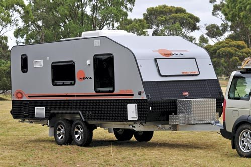 Off Road Caravans: New Jayco Off Road Caravans Nova Caravan Wiring Diagram on