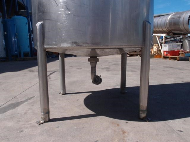stainless steel mixing tank vertical 238086 005