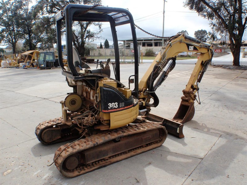 caterpillar 303cr 229139 005