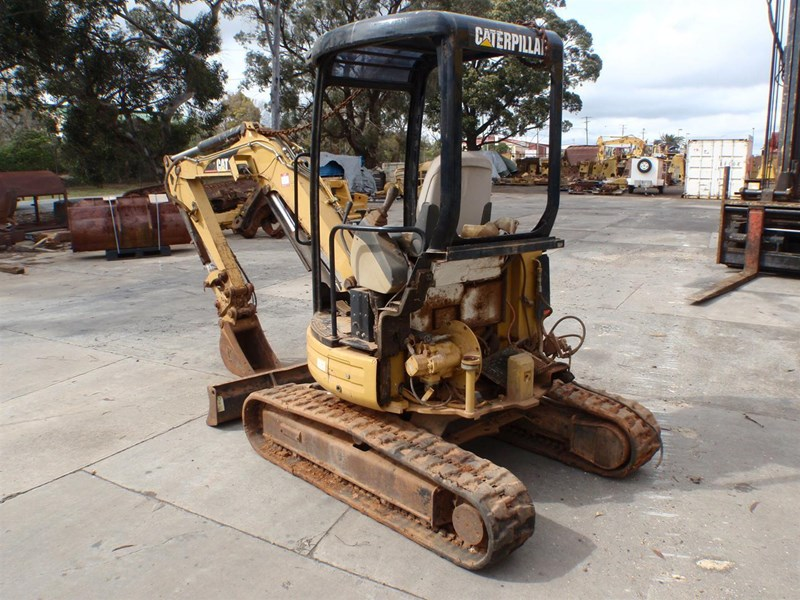 caterpillar 303cr 229139 007