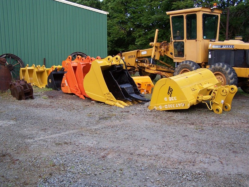 various cat 33t, cat hoe, other 6-13t tilt 239402 039