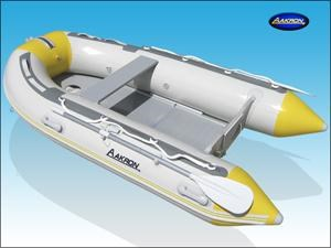 aakron 2.9m aakron beachmaster non skid floor inflatable 233902 015