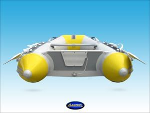 aakron 2.3m aakron yachtmaster light weight inflatable 233895 009