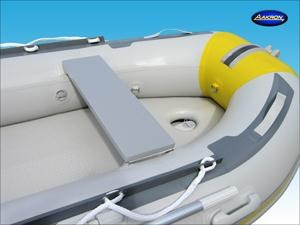 aakron 2.3m aakron yachtmaster light weight inflatable 233895 013